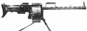 пулемет Бергман