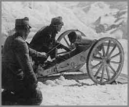 70 мм горное орудие М-99