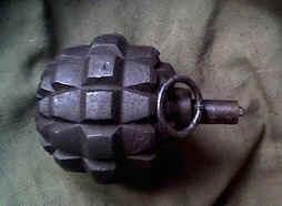 Ручная граната (1913 года) Kugelhandgranate 13